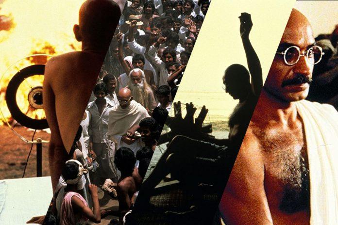 Gandhi (1982): Lestari Itu Indah