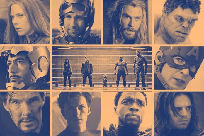 10 Film Terbaik Marvel Cinematic Universe