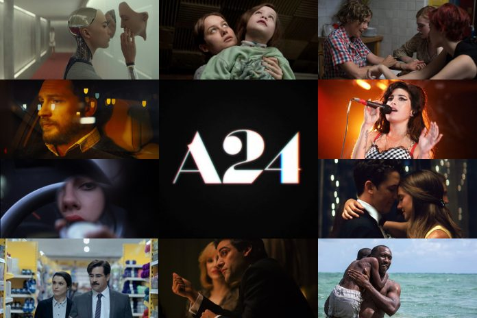 """A24: """"Mesin"""" Baru Penghasil Oscar"""