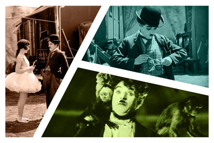 The Circus (1928) Dunia Ini Menggelikan