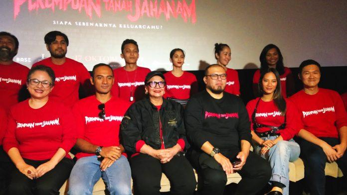 Tim Produksi Film Perempuan Tanah Jahanam