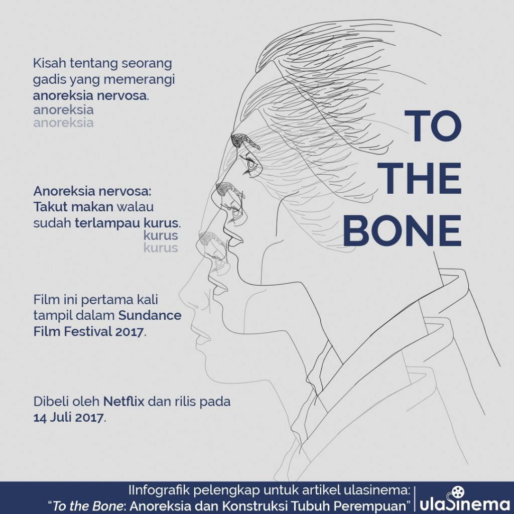 infografis film To The Bone