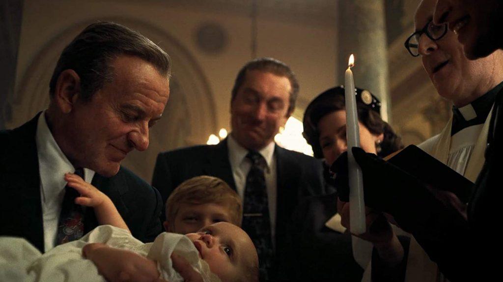10 Film Terbaik 2019 - The Irishman - Joe Pesci, Robert De Niro