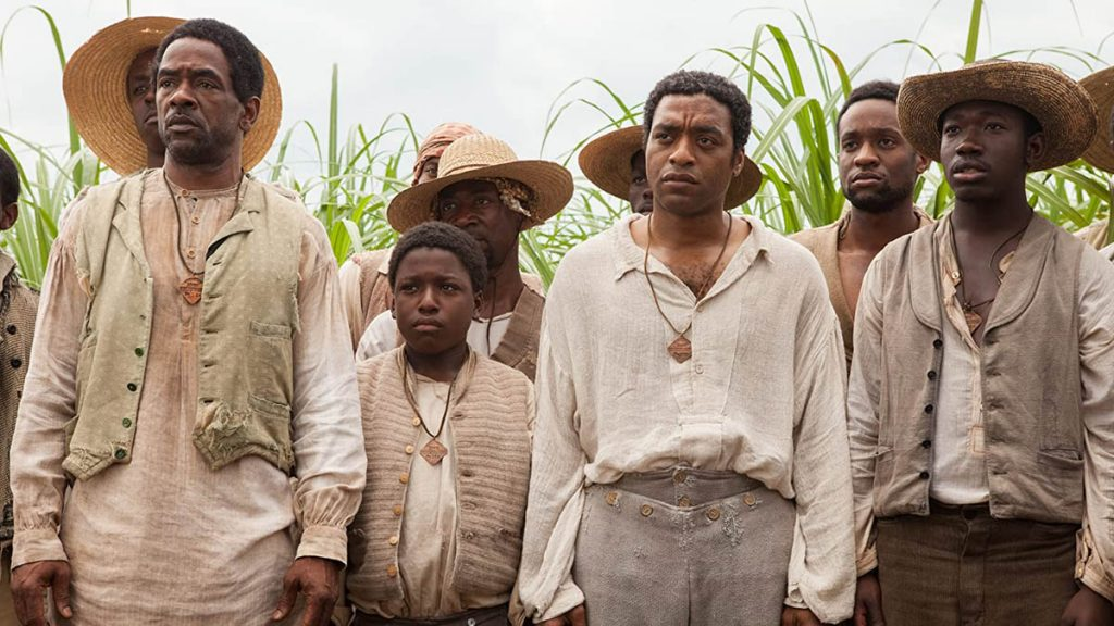 Chiwetel Ejiofor dalam 12 Years a Slave (2013)