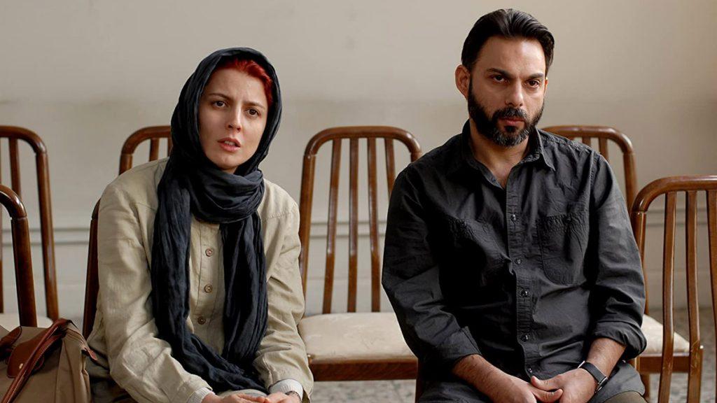 Leila Hatami dan Payman Maadi dalam A Separation (2011) - 25 Film Terbaik Dekade 2010