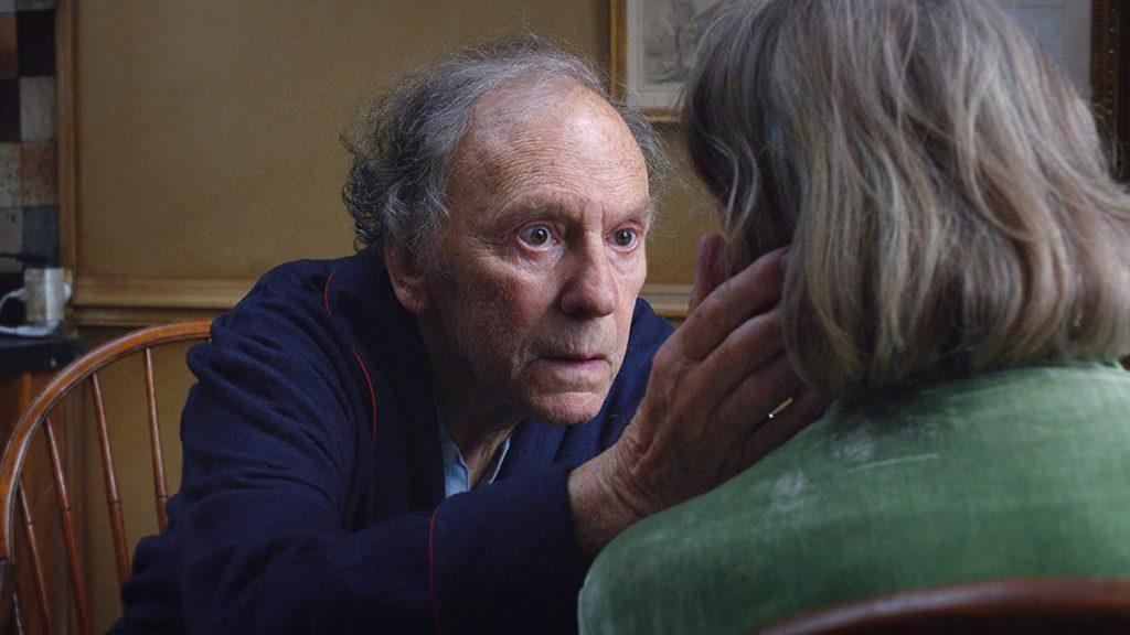 Jean-Louis Trintignant dalam Amour (2012)