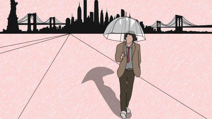 A Rainy Day In New York (2019): Realitas, Mentalitas, dan Cinta