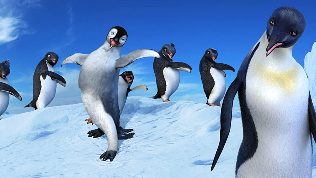 Rekomendasi Film Keluarga - Happy Feet (2006)
