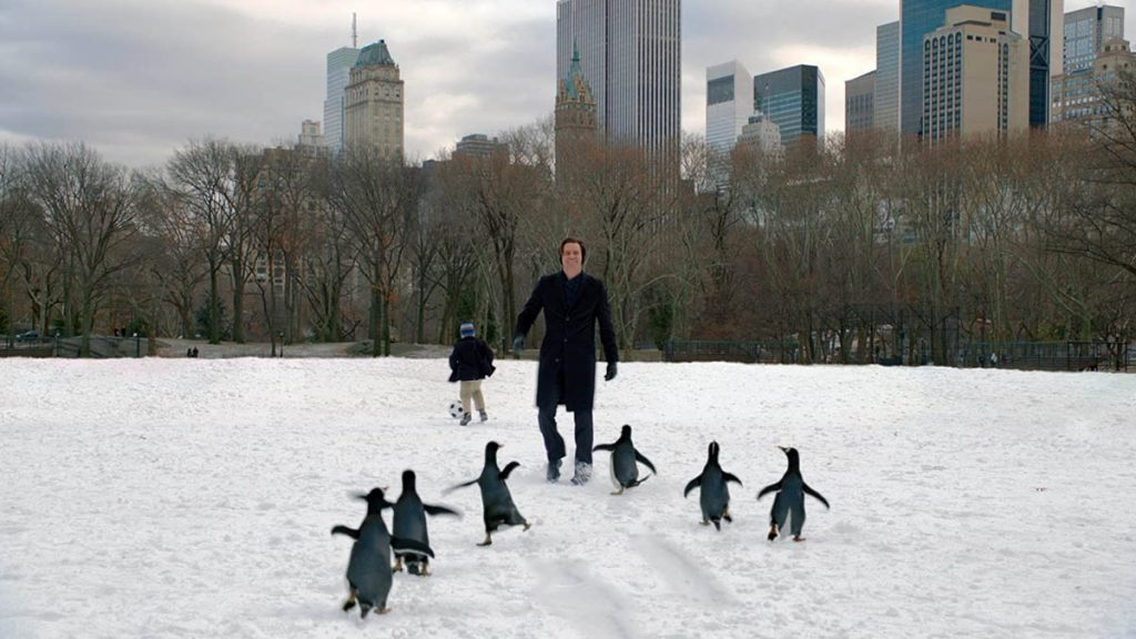 Rekomendasi Film Keluarga (Bagian 2) - Mr. Popper's Penguin (2011)