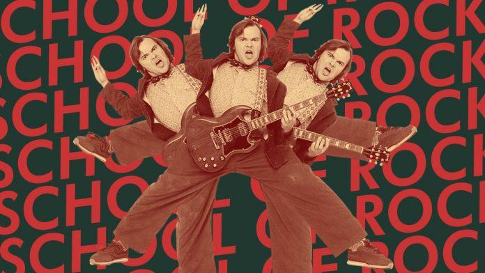 School of Rock (2003): Belajar Menjadi Guru dari Seorang Anak Band
